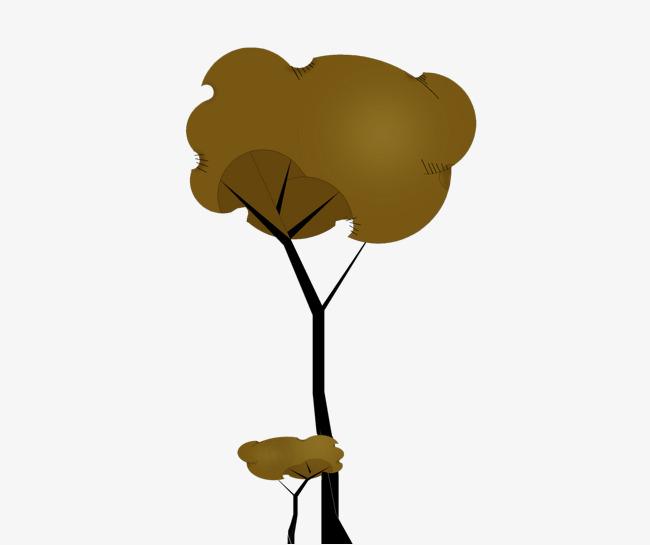 650x545 Cartoon Autumn Trees, Cartoon, Fall, Trees Png And Psd File