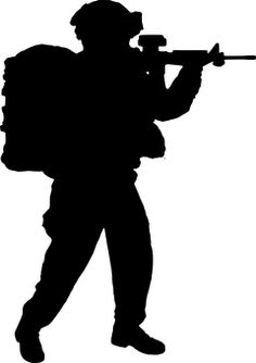 236x334 Soldier Vector Graphics Shapes Silhouette Vector
