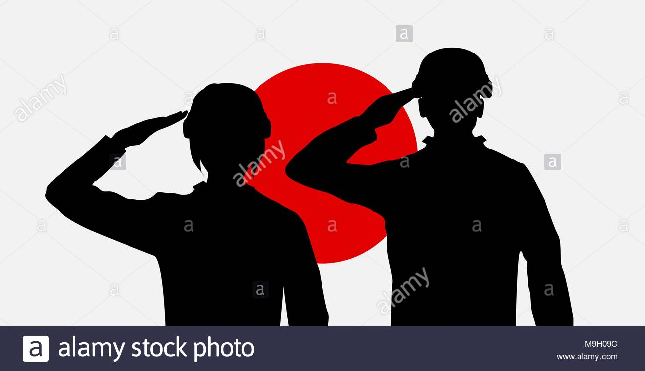 1300x749 Vector Silhouette Soldier On White Stock Photos Amp Vector