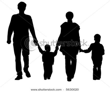450x378 Family Of Four