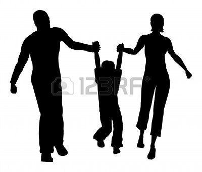 family silhouette clipart at getdrawings com free for personal use rh getdrawings com family silhouette clip art free