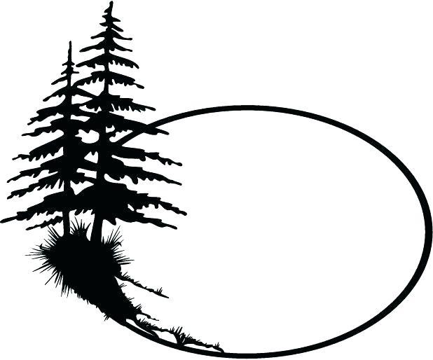 618x514 Tree Silhouette Free Download Clip Art Free Clip Art On Popular