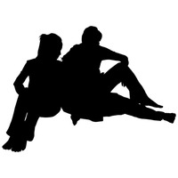 200x200 Education Educate Educating Silhouette Silhouettes Mother Mothers