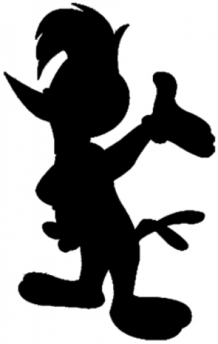 318x500 Can You Id 14 Famous Cartoon Characters By Their Silhouette