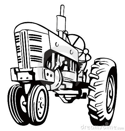 400x422 Ford Tractor Logo Clip Art