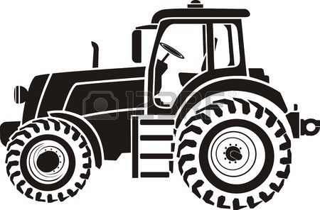 450x296 Tractor Royalty Free Cliparts, Vectors, And Stock Illustration