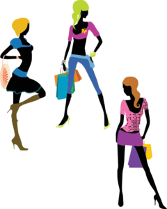 240x300 Free Clip Art Fashion Model Silhouette Free Vector For Free 2