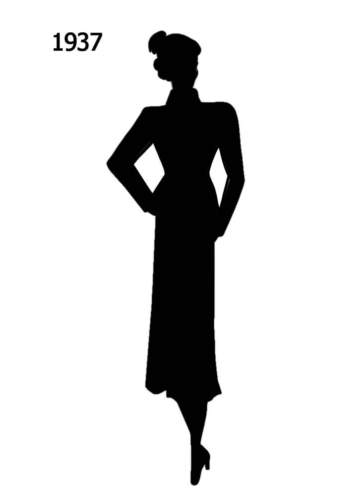 Fashion Silhouette Templates At Getdrawings Free For Personal