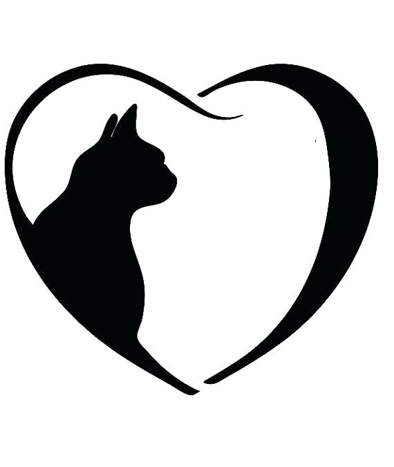 570x675 Outline Cat Royalty Free Vectors And Stock Illustration Free