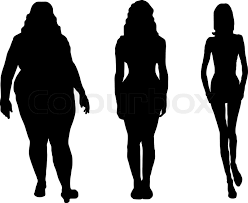 248x203 Image Result For Fat Girl Silhouettes We Are All Real