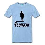 190x190 Fat Man Tsunami Silhouette Fat Fat Man By Dvis Spreadshirt