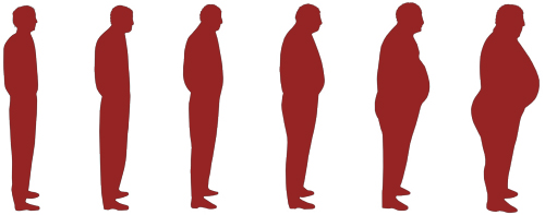 500x197 Free Fat Person Picture, Hanslodge Clip Art Collection