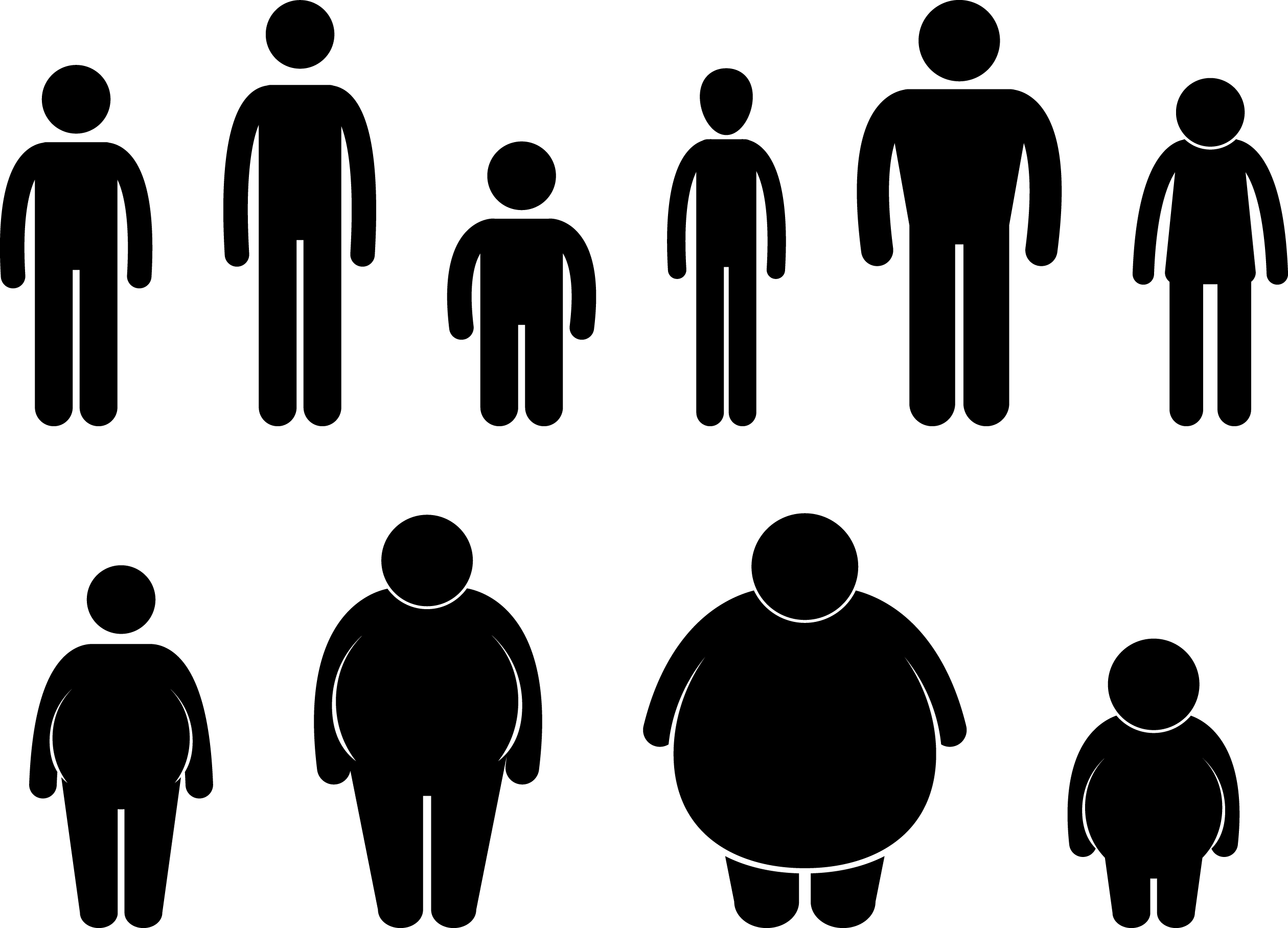 2520x1816 Study Shows Short Men And Overweight Women Have Lower Salaries