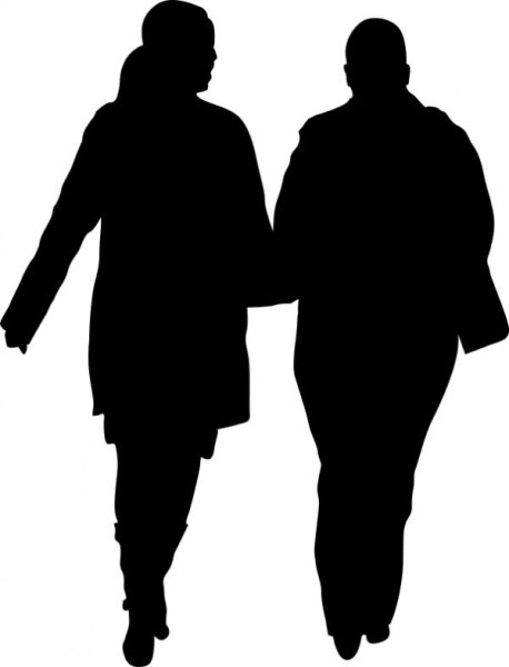 458x600 One In Five Obese Women Select Overweight Or Obese Silhouettes As