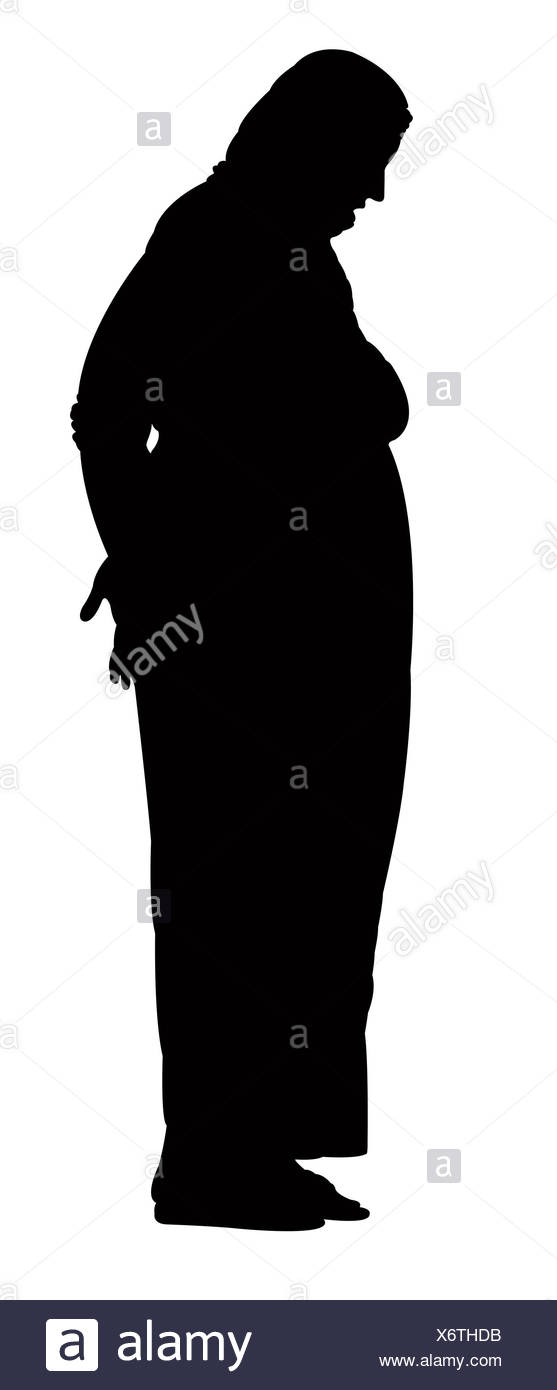 557x1390 Silhouette Obese Woman Stock Photos Amp Silhouette Obese Woman Stock