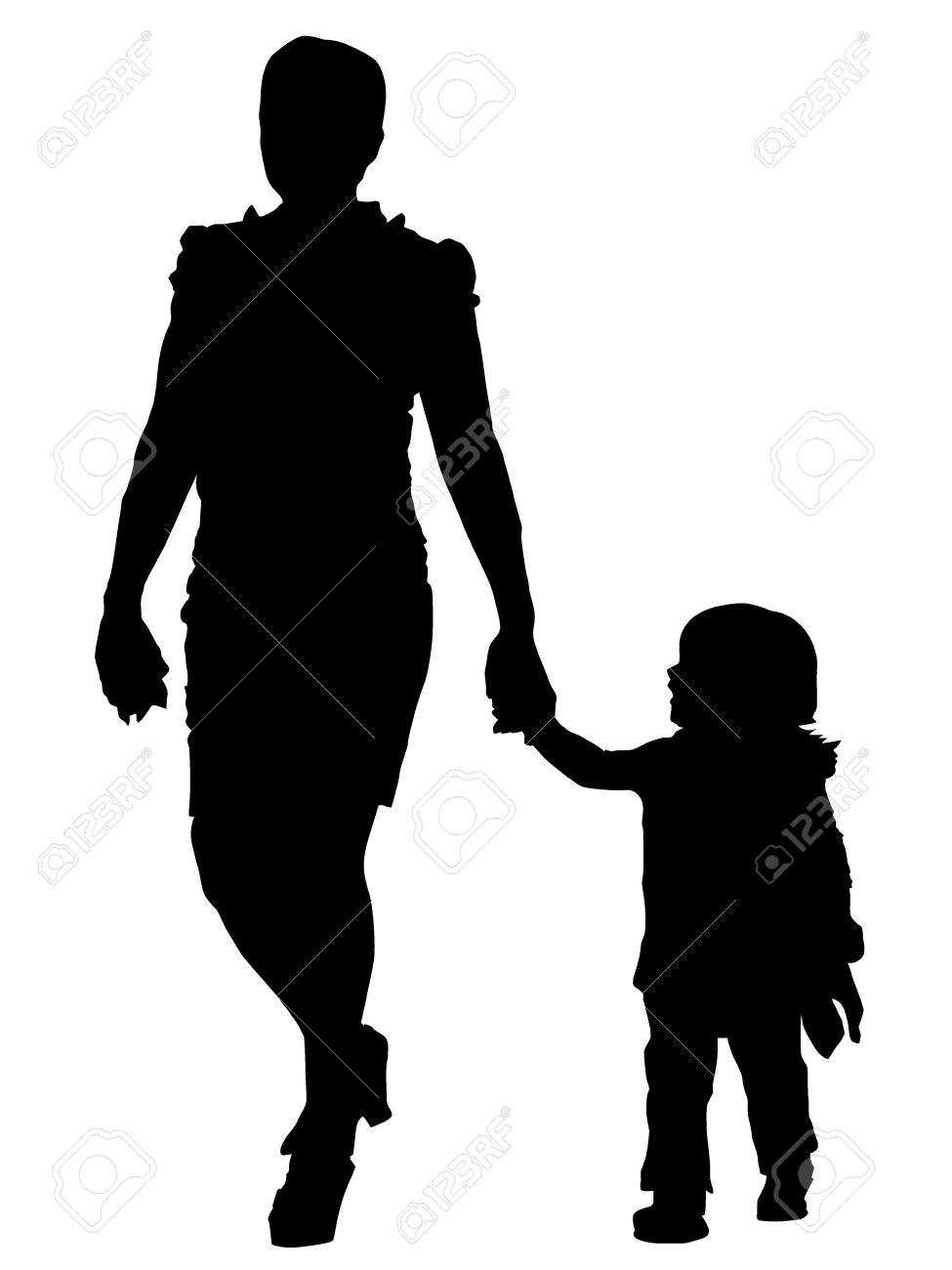 975x1300 Mother And Baby Clipart Child Vector