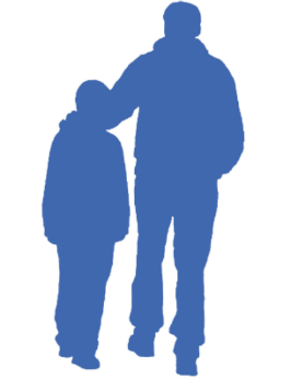 266x346 Father And Son Talking Png Transparent Father And Son Talking.png