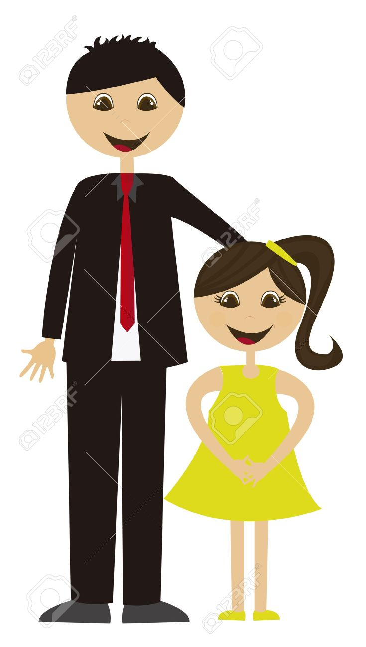 father daughter silhouette clip art at getdrawings com free for rh getdrawings com father daughter dance clipart father mother daughter clipart