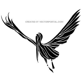 340x340 Bird Silhouette Vectors Download Free Vector Art Amp Graphics