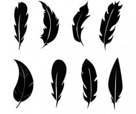 feather silhouette vector at getdrawings com free for personal use rh getdrawings com feather vector art feather vector art free