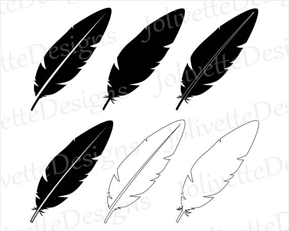 feathers silhouette at getdrawings com free for personal use rh getdrawings com feather clip art black and white feather clip art black and white