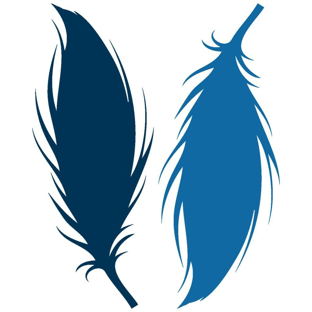 1024x1024 Free Feather Svg Boho Chic Style, Feathers And Cricut