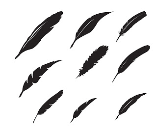320x267 Free Feather Svg. Click The Image To Download Cliquez Pour