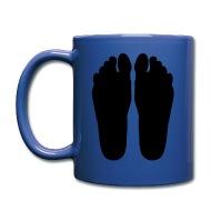 Feet Silhouette
