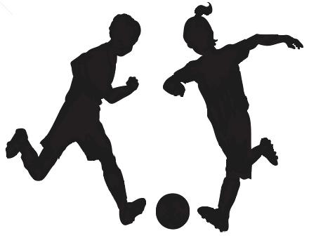440x339 Fun Feet Soccer Silhouette Oak Grove Church