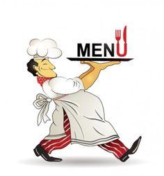 236x254 Female Chef Art Illustration Silhouette Restaurant, Chef