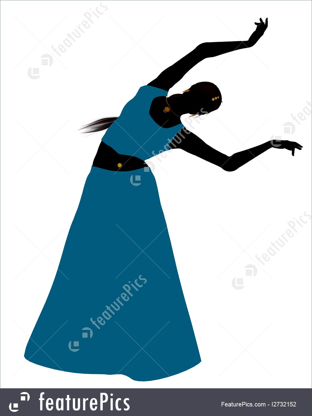 1047x1392 Entertainment Female Belly Dancer Silhouette