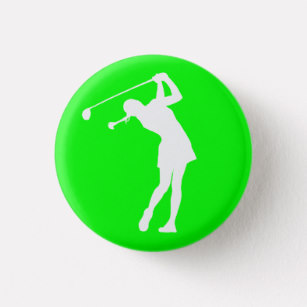 307x307 Woman Silhouette Badges And Woman Silhouette Pins Zazzle.co.nz
