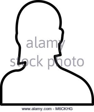 300x356 Female Headshot Icon Isolated On White Background With Gray Frame