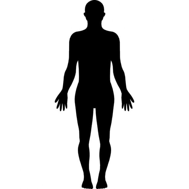626x626 Human Clipart Human Standing