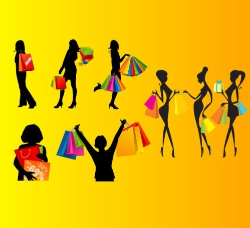 499x456 Woman Face Silhouette Free Vector Download (8,686 Free Vector)