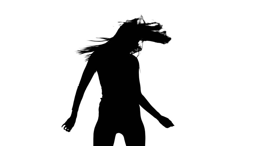 Female Silhouette Body