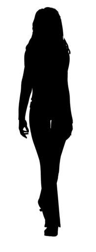 196x515 Female Silhouette Women Body Shapes Likethe Title Of The Site