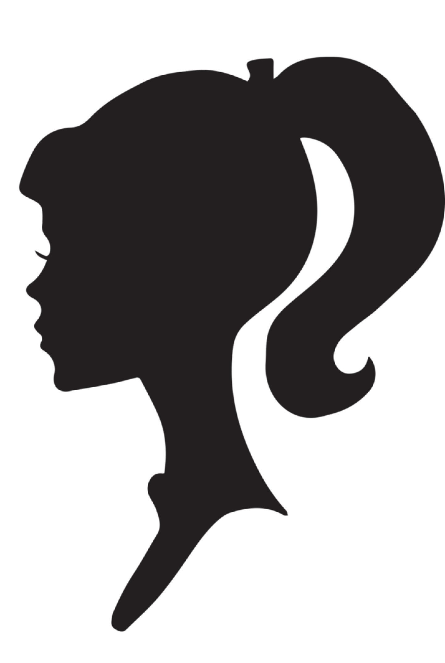 1440x2147 Cropped Female Silhouette Head Face Icon 33.png Titas In Training