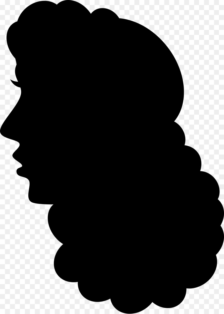900x1260 Female Silhouette Woman Clip Art