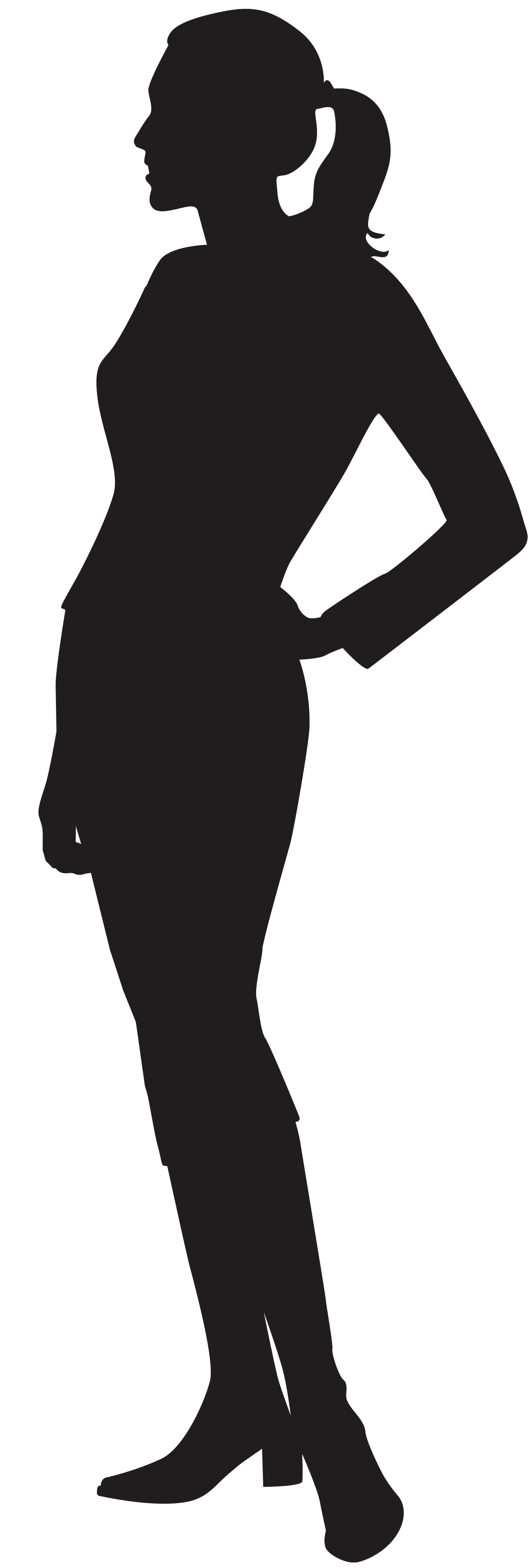 2716x8000 Female Silhouette Clip Art Png Imageu200b Gallery Yopriceville