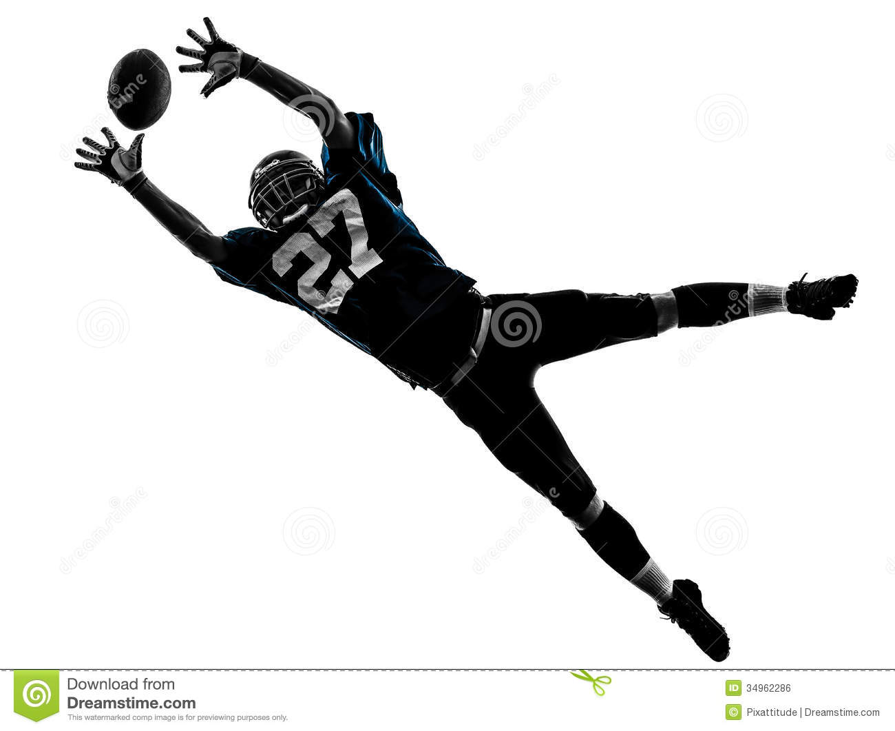 1300x1061 Female American Football Player Clipart