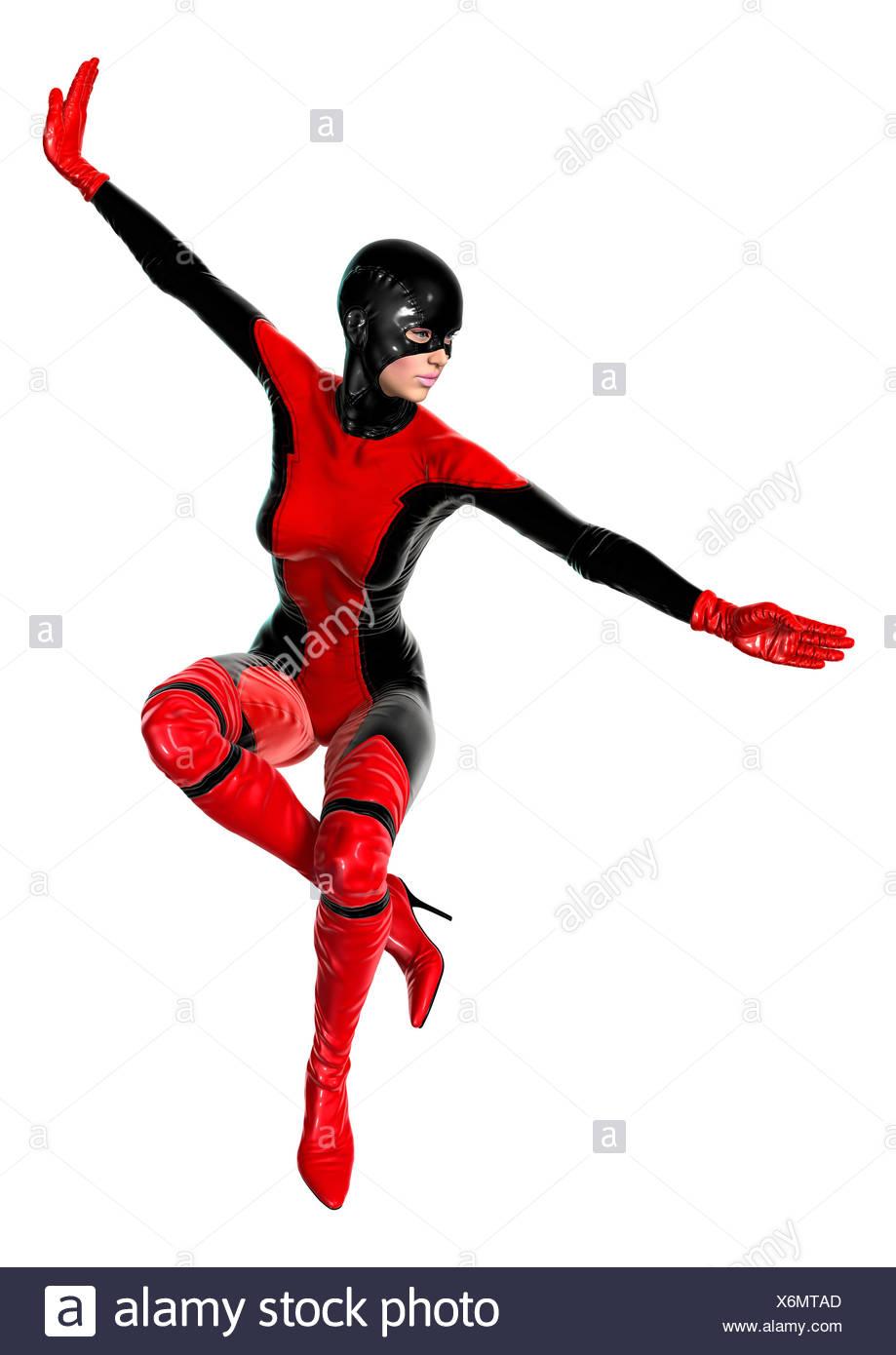919x1390 Superhero Woman Stock Photos Amp Superhero Woman Stock Images