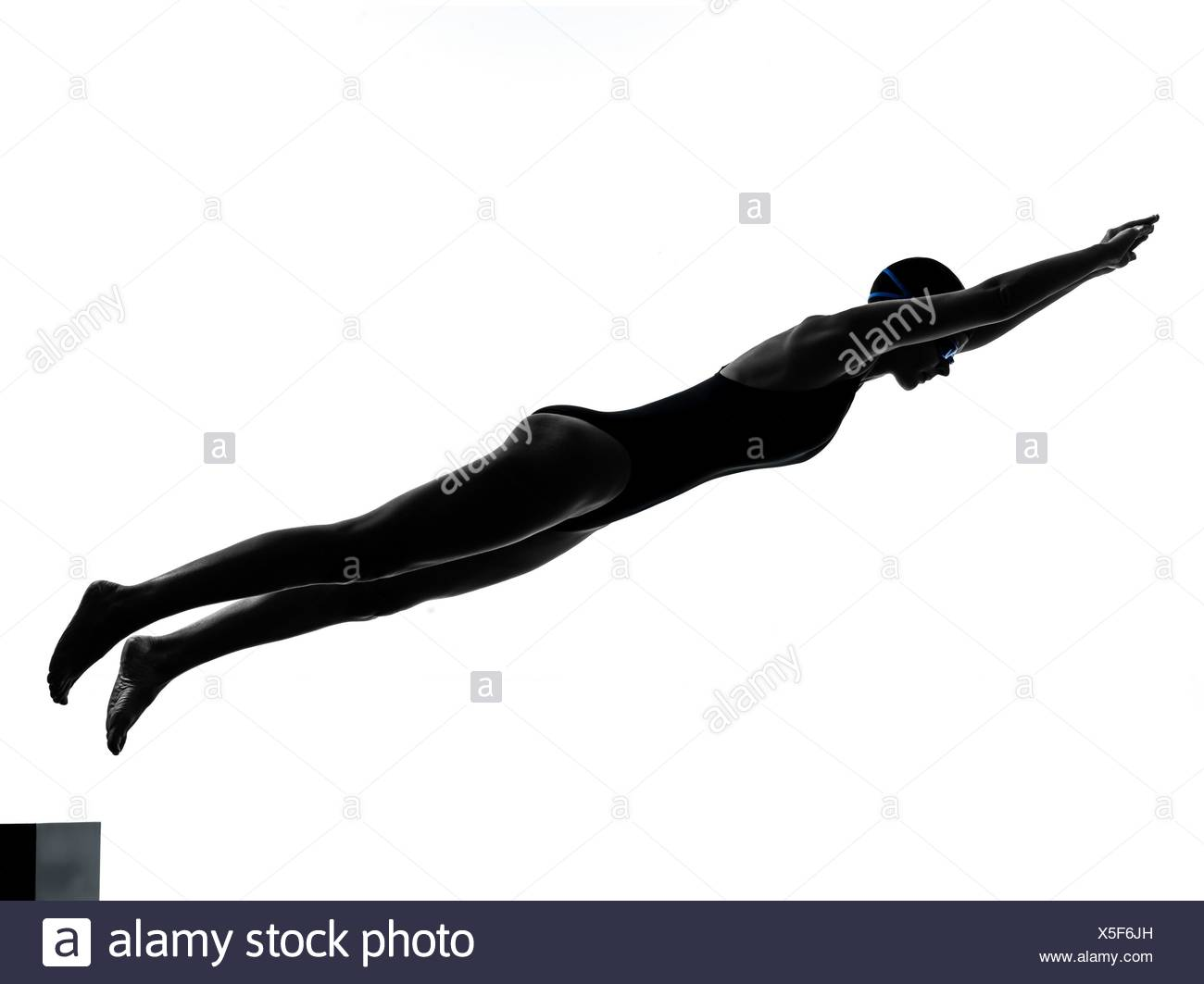 1300x1063 Swimmer In Starting Block Stock Photos Amp Swimmer In Starting Block