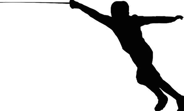 596x360 Fencing, Fence, Fencer, Swordsman, Foil Fencing, Sports, Elegant