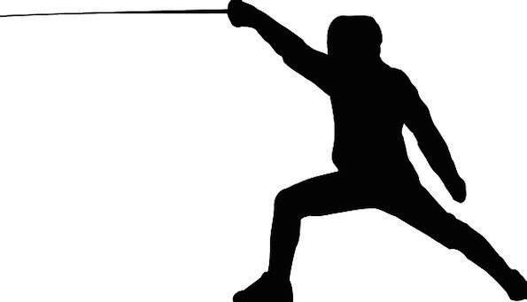 595x341 Fencing, Fence, Swordsman, Foil Fencing, Fencer, Sports, Elegant
