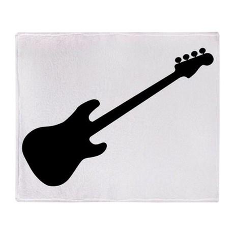460x460 Fender Guitar Blankets