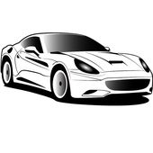 170x170 All Sizes Dodge Viper Car Vector Image