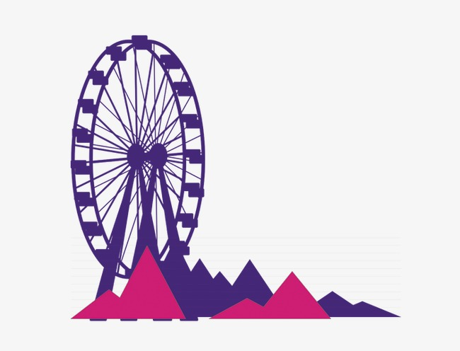 650x496 Ferris Wheel Png Images Vectors And Psd Files Free Download