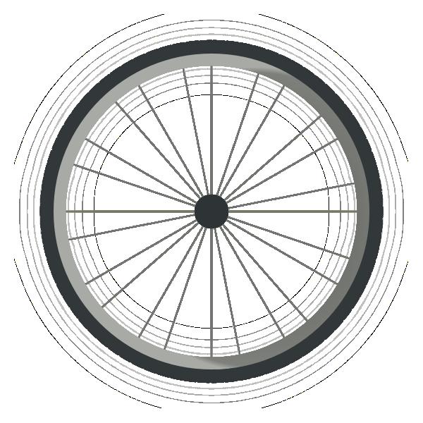 600x600 Ferris Wheel Silhouette Clipart