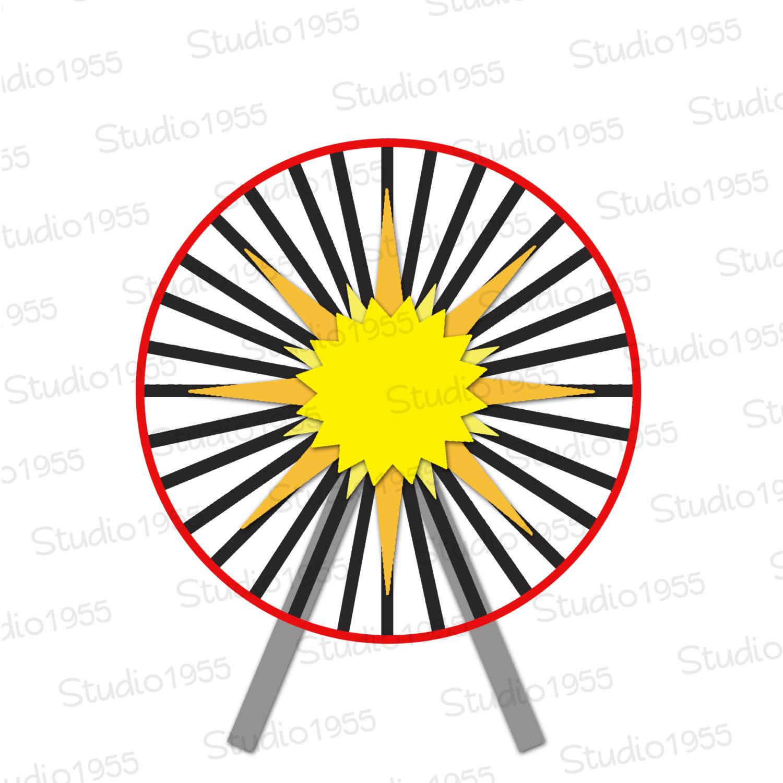 1500x1500 Mickey's Fun Wheel Svg Instant Download Fcm Cut Files Disney